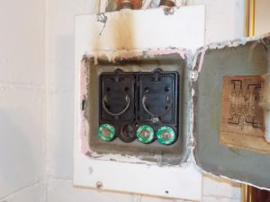 Dependable Home Inspections | Fuse panel inspection