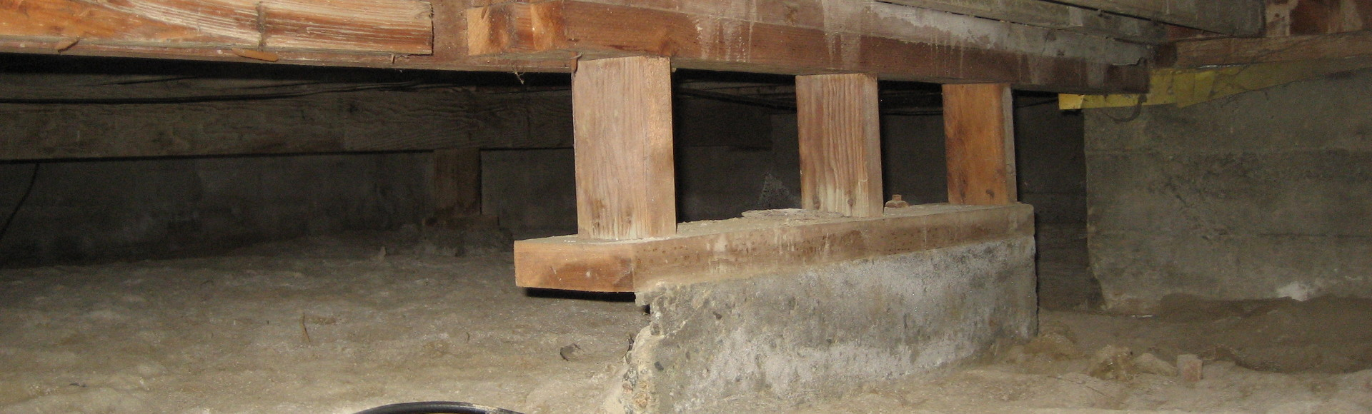 Crawl Space Inspections | Dependable Home Inspections Augusta GA